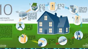 10 lời khuyên dành cho người lớn tuổi [Infographics]